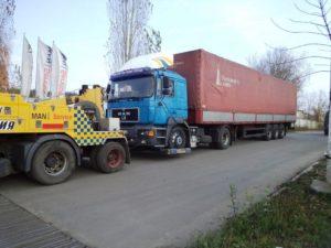 Услуги грузового эвакуатора в Воронеже