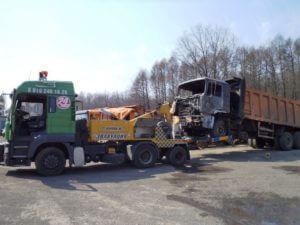 Цены эвакуации грузовых автомобилей