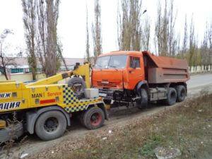 Услуги грузового эвакуатора в Воронежской области