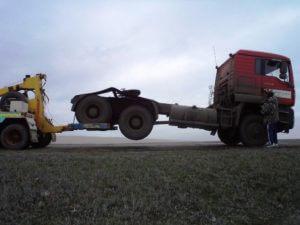 Эвакуация тягачей в Воронеже